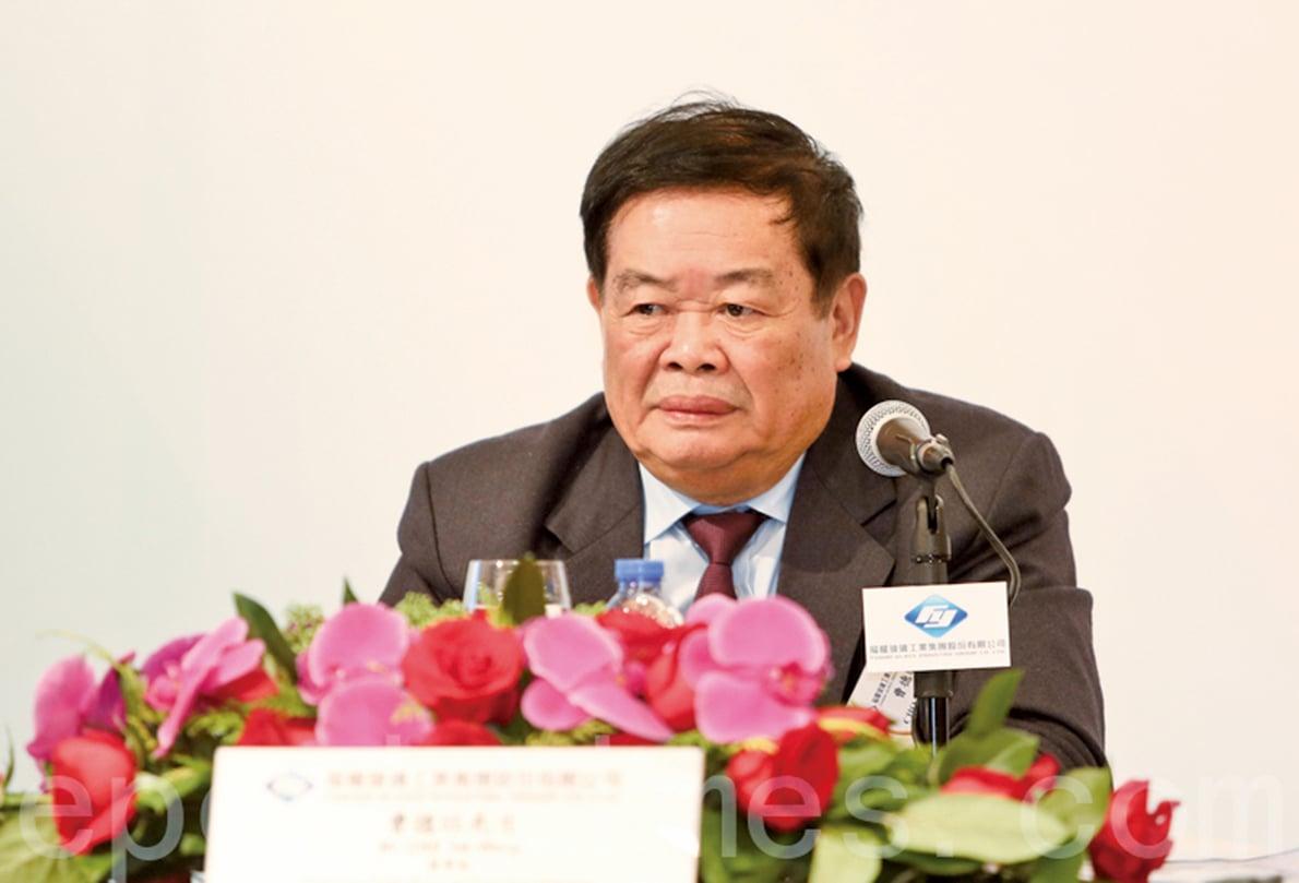 福耀玻璃董事長曹德旺認為,「消費升級」是一個偽命題。(餘鋼/大紀元)