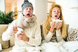 季節流感來報到 中醫保健不可少