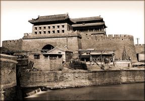 中華傳統文化之嘆 消逝的古代城牆