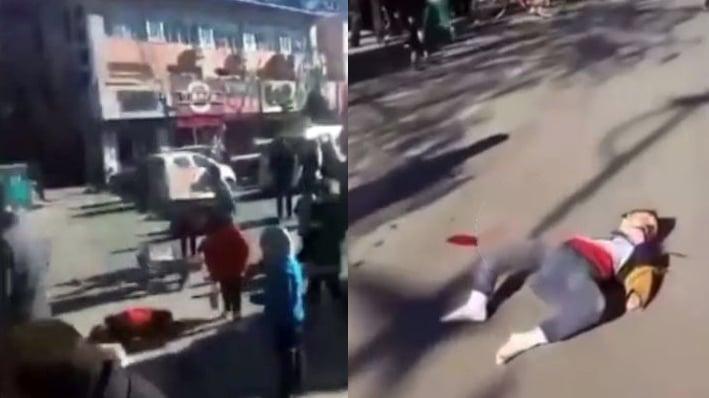 遼寧葫蘆島村支書子開車撞學生 至少24死傷