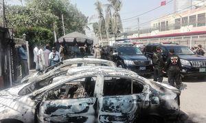 中領館巴國遇襲7死 外媒關注一帶一路風險