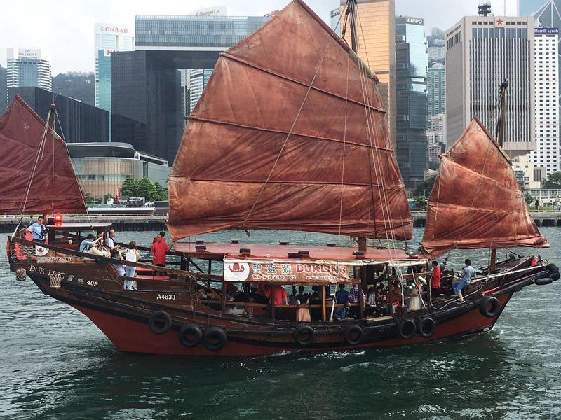 鴨靈號復航一周年