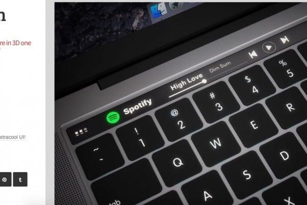新MacBook Pro可能搭載非常酷的功能