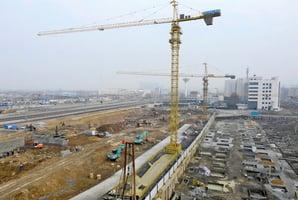中國經濟增長令投資者憂心