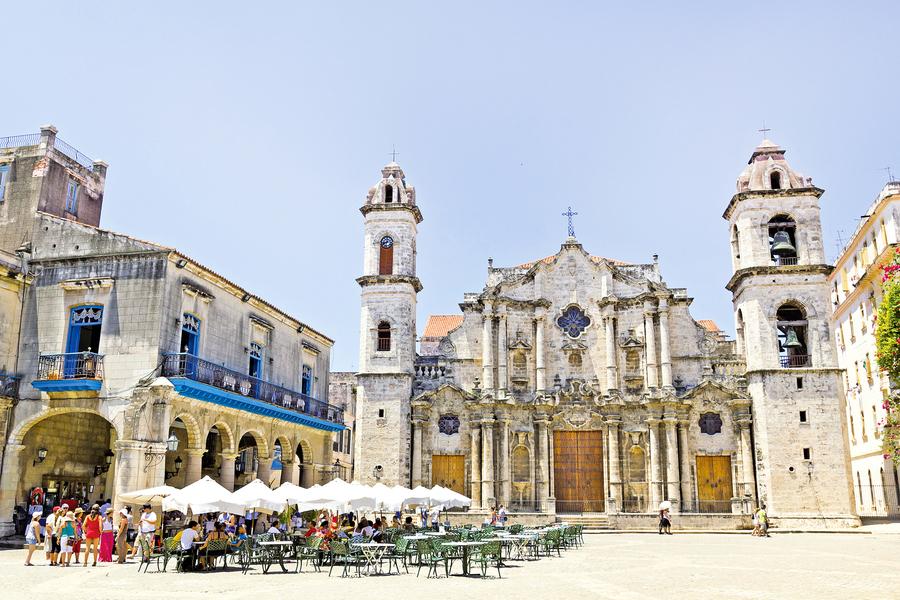 神秘古巴 哈瓦那老城探密