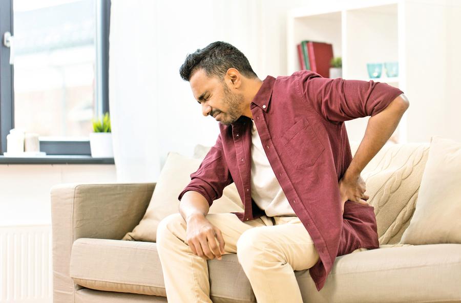 僵直性脊椎炎擾人 生物製劑化解僵局