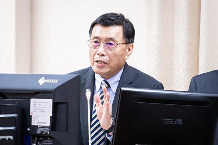 立委詢問國安單位如何面對與反制中共的網路攻擊,國安局長彭勝竹26 日表示, 網路部分原則上是由國家通訊傳播委員會主責。(陳柏州/大紀元)