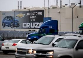 特朗普:通用應停止在中國產汽車 返美設新廠