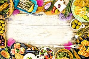 6個特點 領略希臘飲食文化