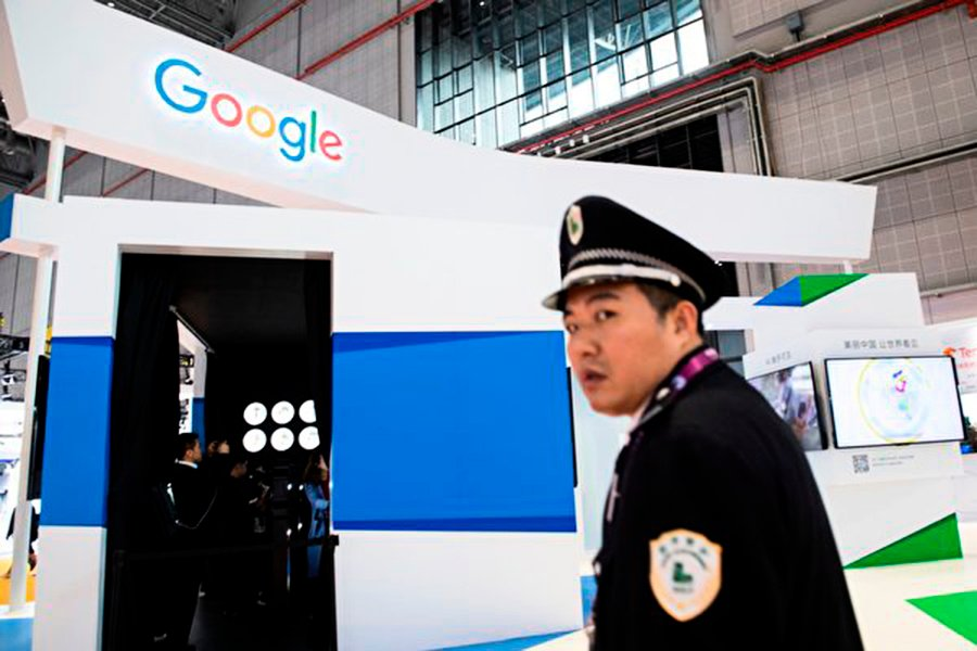 谷歌員工公開信籲撤蜻蜓項目 勿配合中共