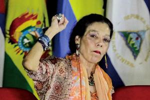 美制裁尼加拉瓜第一夫人