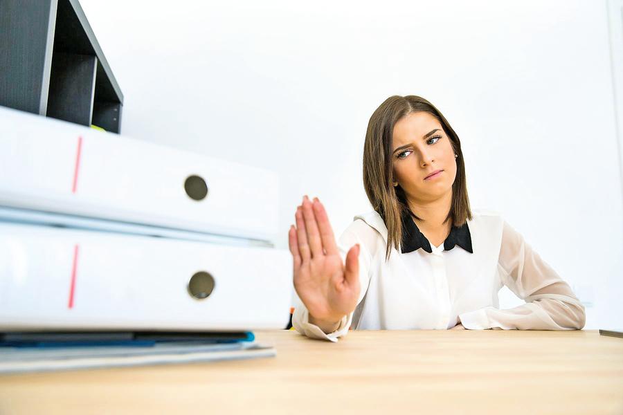 在不傷害對方前提下 拒絕額外工作要求