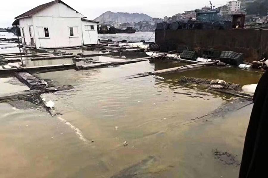 泉港碳九洩漏後續 官方不管漁民未來生計