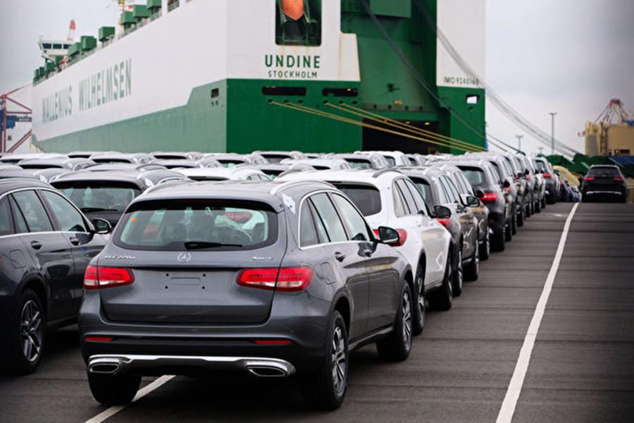 通用擬關廠 特朗普發推暗示加徵進口汽車稅
