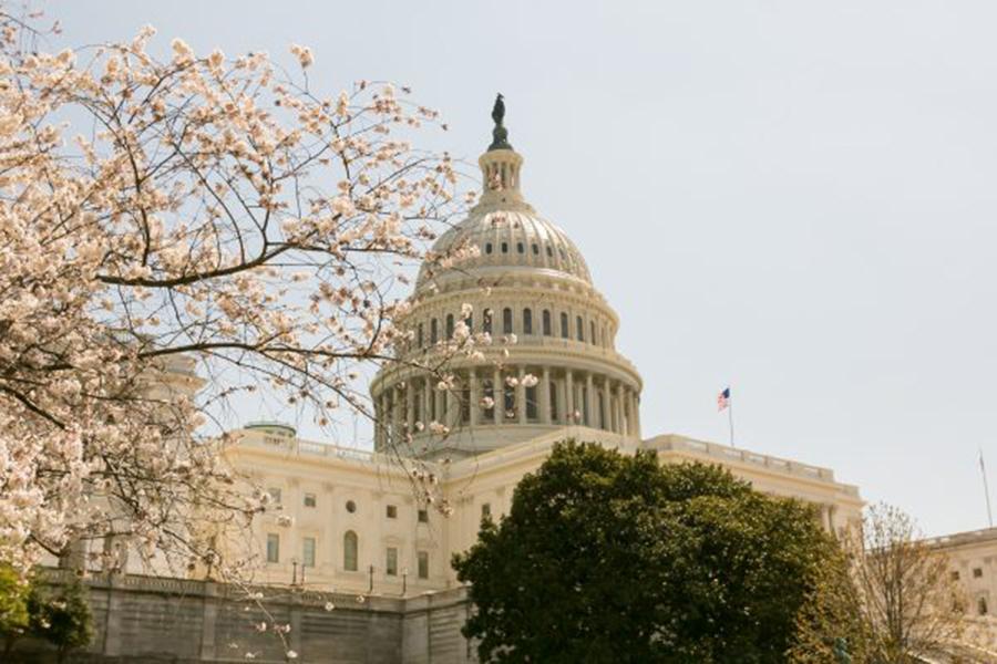 一份最新調查發現,美國民眾目前最擔心國會兩黨分治的現象恐成為經濟最大的威脅。 (李莎/大紀元)