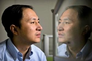 中國基因編輯胎兒遭強烈譴責 倫理專家介入調查