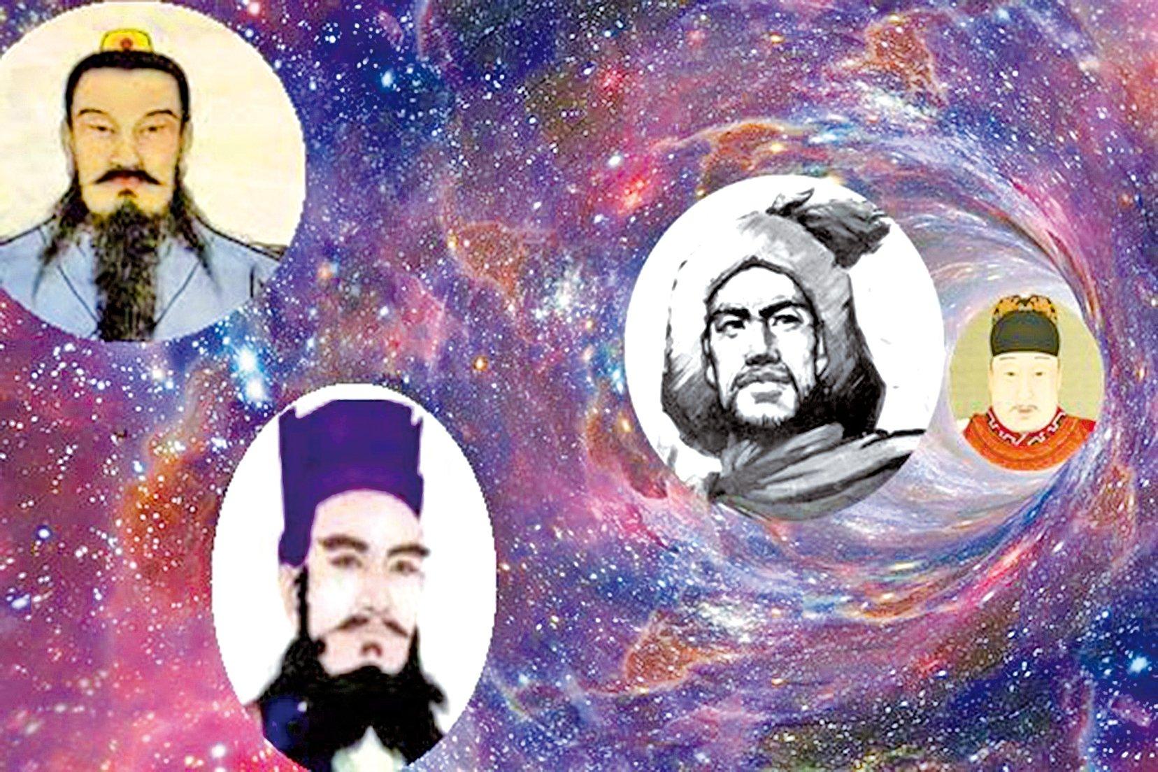 歷史上七位神秘消失的名人,至今無人知曉(圖片:希望之聲合成)