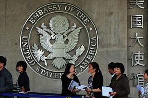 消息:美擬加強對中國留學生背景調查