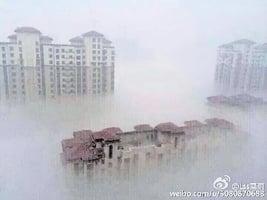 報告:陰霾天  室內不比室外更安全