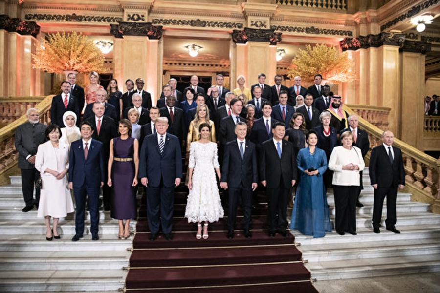G20峰會發佈領袖公報 首次同意改革WTO