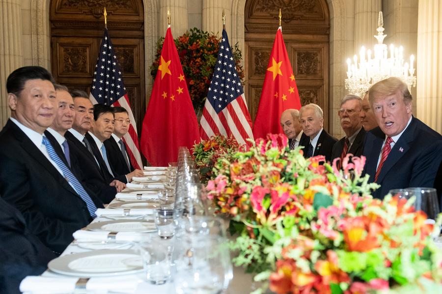 【習特會】貿易戰暫停 美暫不加關稅 中方承諾四大項
