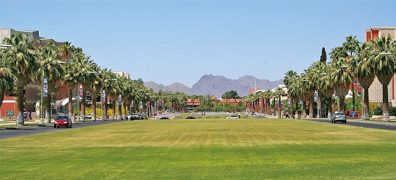 亞利桑那大學。(維基百科公有領域)