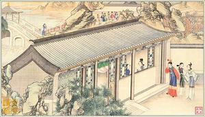 慕雅女香菱學詩 (上)