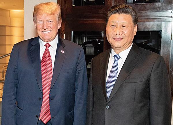 習特會落幕,雙方達成 90 天貿易戰停火協議,並立即開始就強迫技術轉讓、知識產權保護等方面的結構變革談判。(Getty Images)