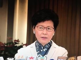 朱凱廸立法會議員身份 林鄭月娥稱沒打算處理