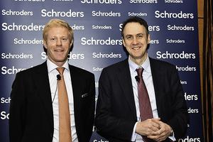 施羅德下調明年環球經濟增長至2.9%