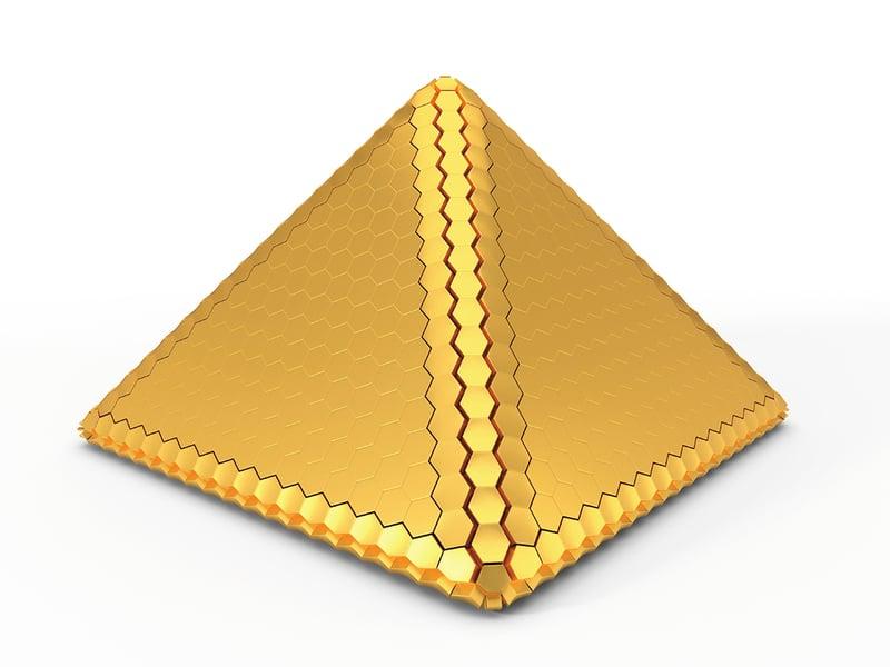 不是魔術:科學家讓黃金在室溫下熔化