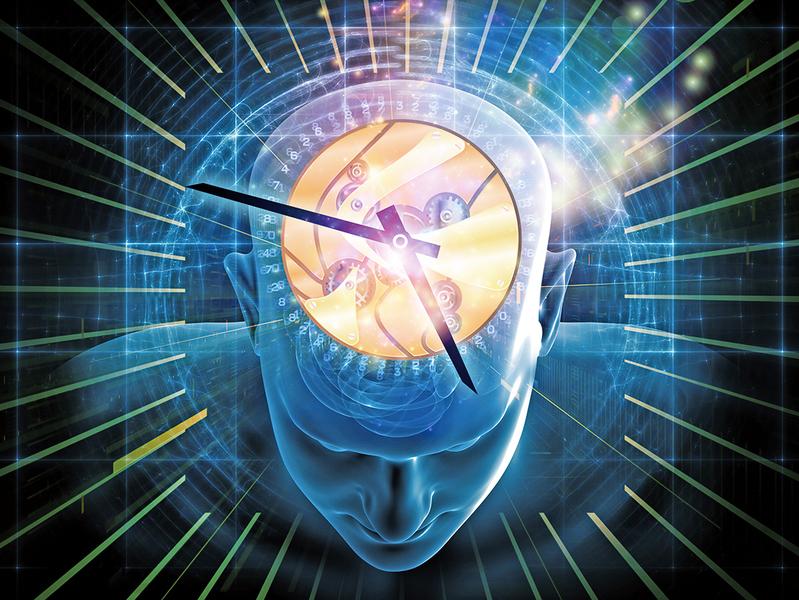 研究:大腦靠兩套時鐘預測未來