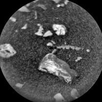NASA發現火星上神秘閃亮物體
