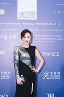 劉嘉玲再次擔任光影大使 預告53歲生日與老公甜蜜度過