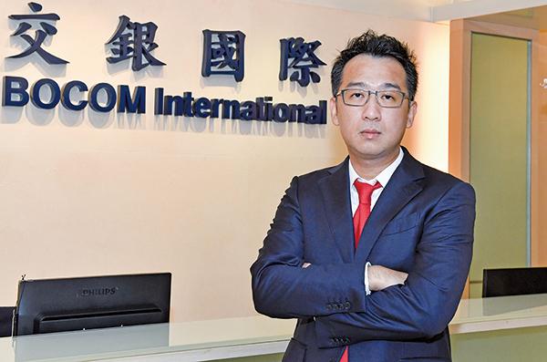 交銀國際研究部主管兼首席分析師洪灝。(郭威利/大紀元)