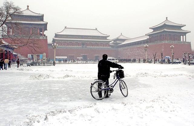 中共媒體對習特會的成果刻意保持低調,有業內人士指,這類新聞報道最初通常是由外交部起草,並由中國共產黨中央委員會辦公室批准才會公佈。(Getty Images)
