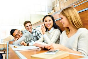 大學學習 學會管理和應對壓力