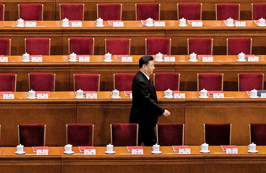 習政治局會議釋清洗信號(上)