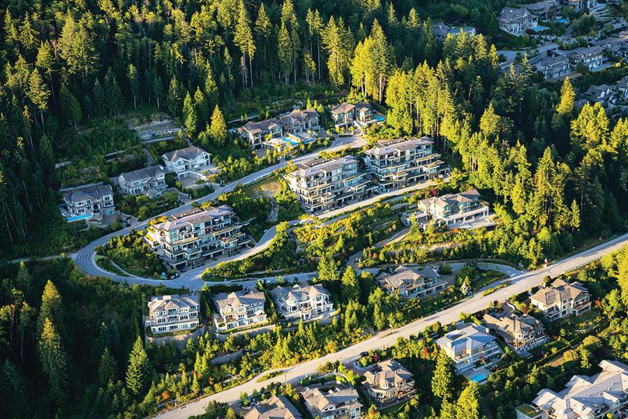 溫哥華十億 豪華住宅交易 涉中國犯罪團夥洗錢