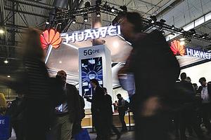 英電信核心5G網絡禁華為設備