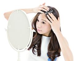 掉髮的頭皮養護
