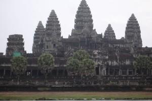 吳哥窟更多建築細節被發現 或改寫「歷史」