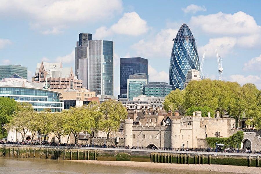 倫敦樓市不景氣 拖累全英國樓價