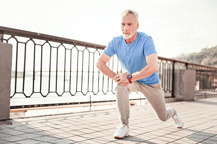 人老心不老 動一動降低死亡風險