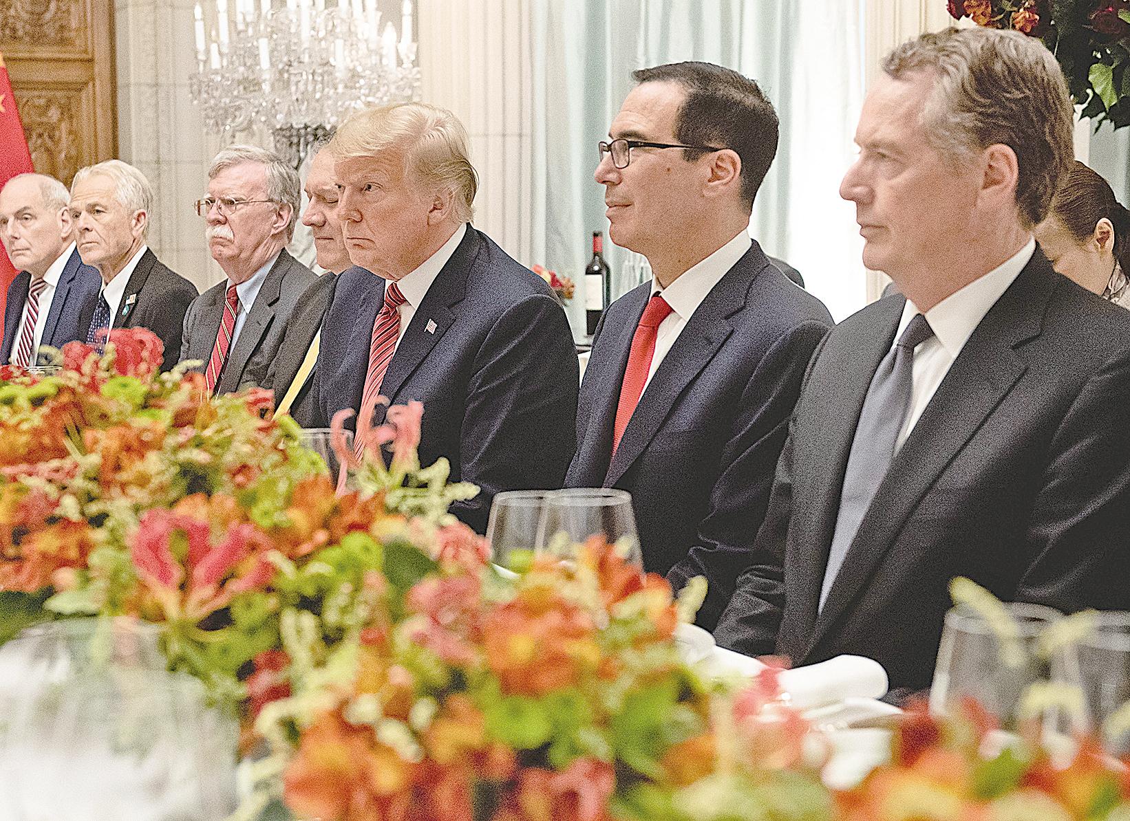 2018年G20峰會期間,習特會如期舉行。(Getty Images)
