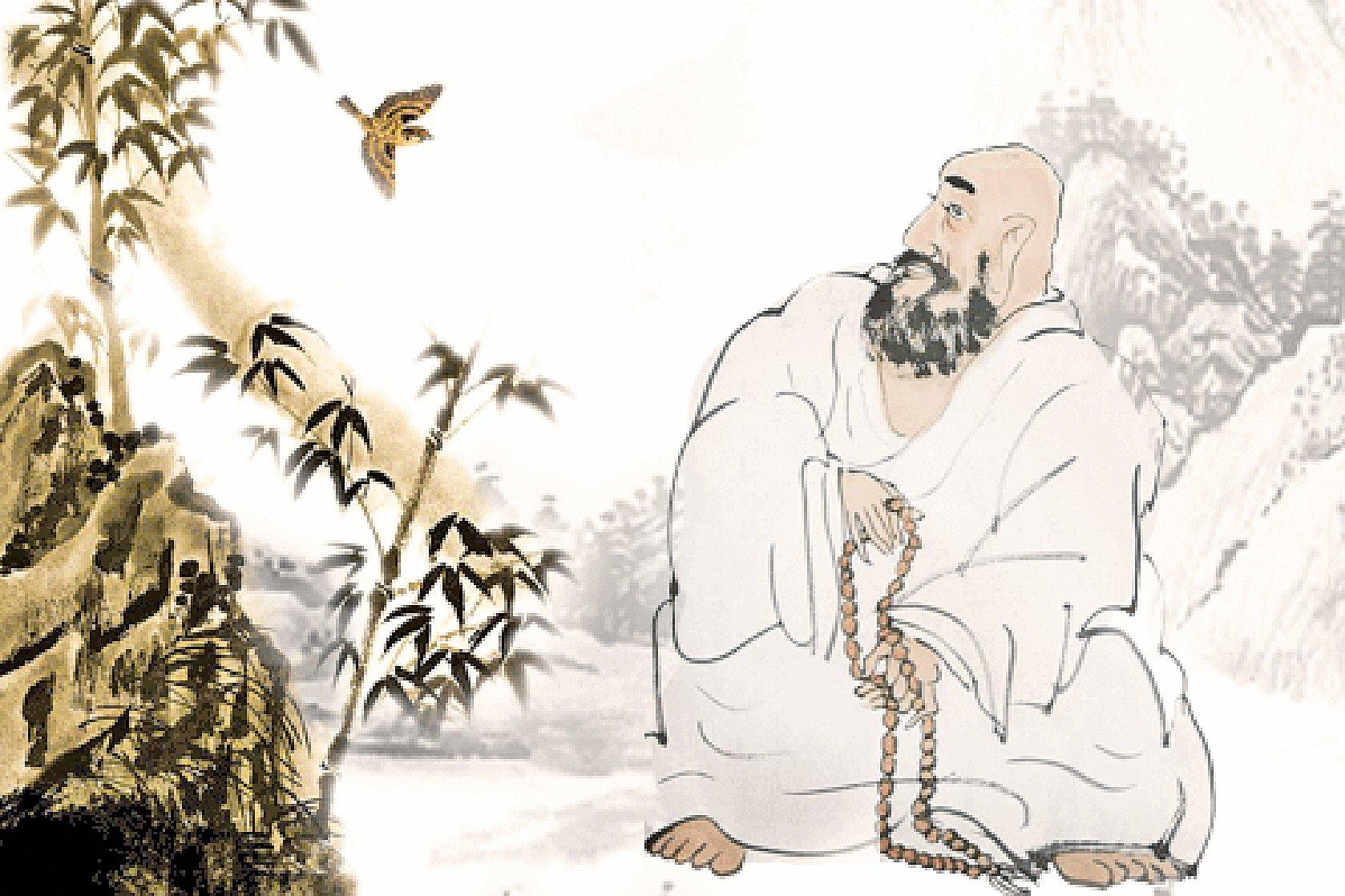 心寬是福(圖片來源:pngtree/希望之聲合成)