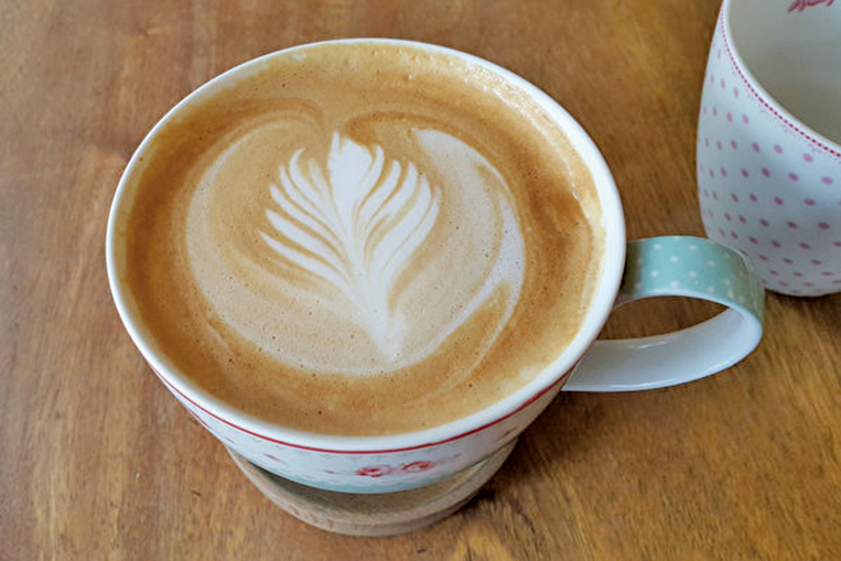 最新研究發現,對咖啡因苦味越敏感的人,越愛喝咖啡。(李賢珍/大紀元)