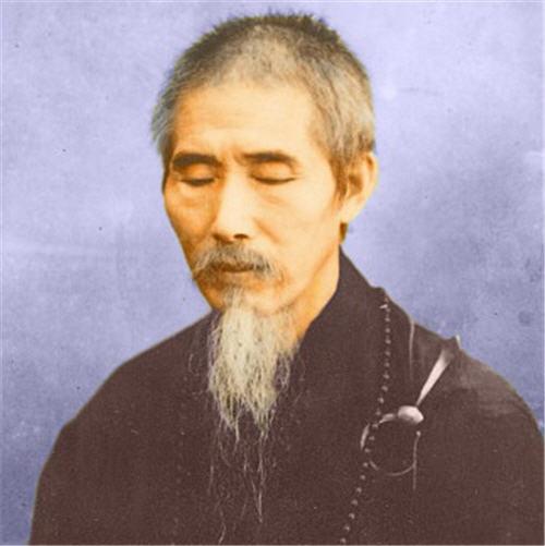 皇帝、總統都敬重的高僧——虛雲