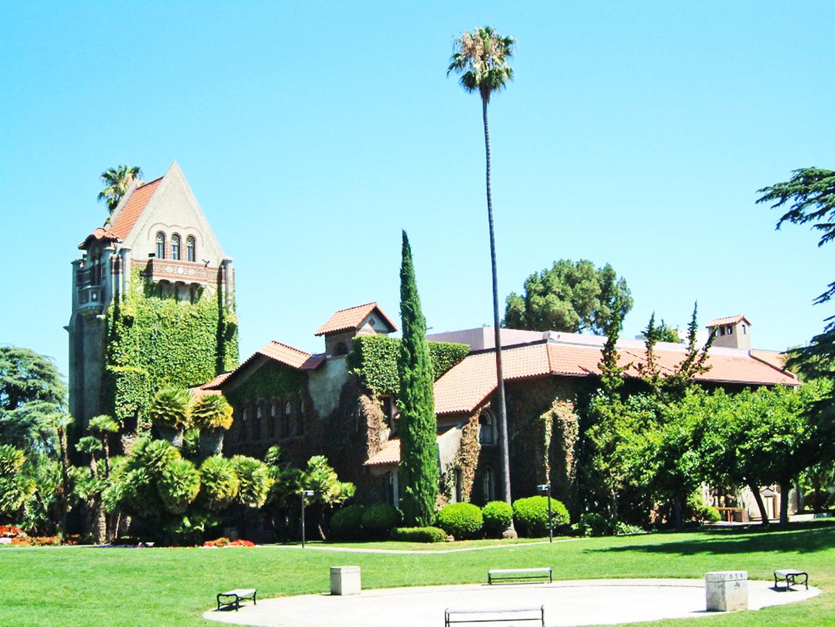 聖荷西州立大學(San Jose State University)校園。該校被認為沒有得到應有的認可,是最被低估的大學。(John Pozniak/Wiki commons)