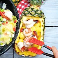 南洋菠蘿蝦球
